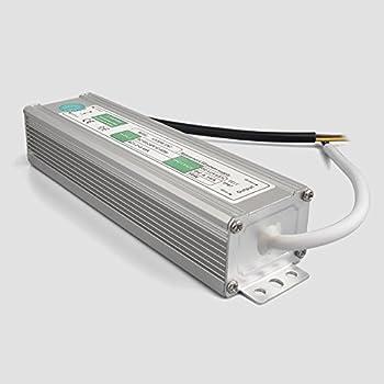 Kefflum Led Trafo. Ac230v Dc-12v Transformator 50w Netzteil Adapter Driver Für Stripe Usw. 0
