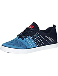 Duke Men Navy And Blue Casual Shoes
