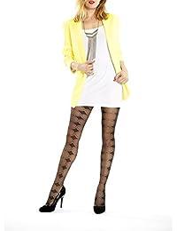 Amazon.fr   Collants LAUVE - Collants   Chaussettes et collants ... edc12974a0a