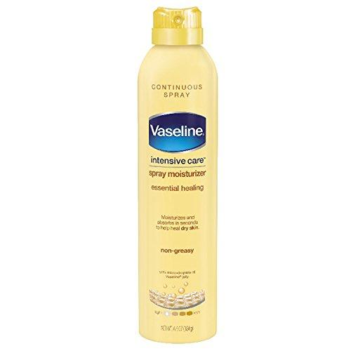 vaselina spray and Go moisturizer en total Moisture, 6.5Ounce by Vaseline [Beauty] (English manual)