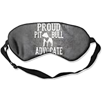 Proud Pit Bull Advocate 99% Eyeshade Blinders Sleeping Eye Patch Eye Mask Blindfold For Travel Insomnia Meditation preisvergleich bei billige-tabletten.eu
