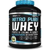 Biotech USA - Nitro Pure Whey - 4kg - Nocciola - 41pXvvG5M4L. SS166