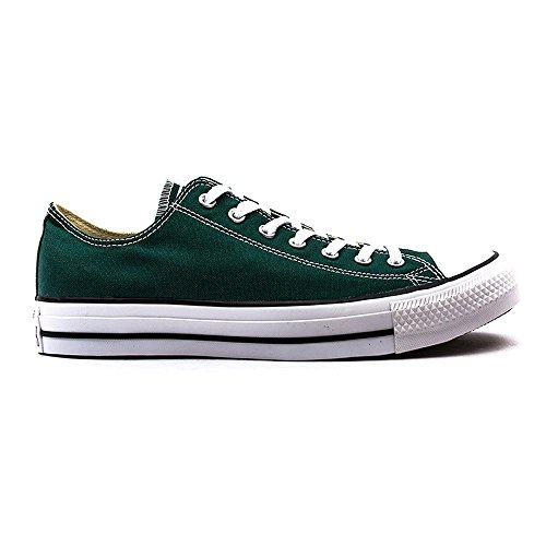 Converse  Chuck Taylor All Star Adulte Seasonal Suede Ox, Sneakers Basses homme Vert