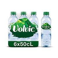 Volvic Natural Mineral Water 500ML 4+2 FREE