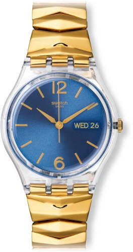 Swatch GE706B - Reloj color dorado