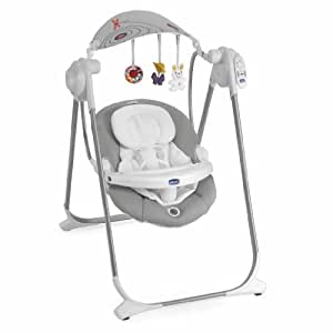 Chicco 07079110260000 altalena polly swing up for Altalena chicco medium swing