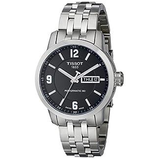 Tissot Reloj Hombre de Analogico con Correa en Acero Inoxidable T0554301105700