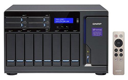 QNAP TVS-1282-i3-8G 12-Bay