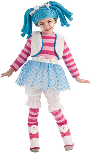 Mittens Fluff Kostüm deluxe N Stuff Lalaloopsy Mädchen