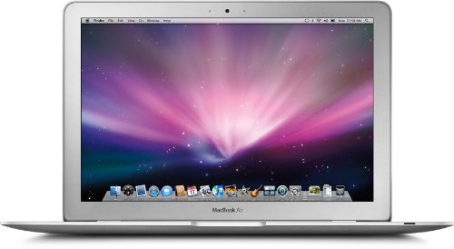 Apple MacBook Air MC233D/A 33,3 cm (13,1 Zoll) Notebook (Intel root 2 Duo  1.8GHz, 2GB RAM, 120GB HDD, Nvidia GeForce 9400M, Mac OS) DE