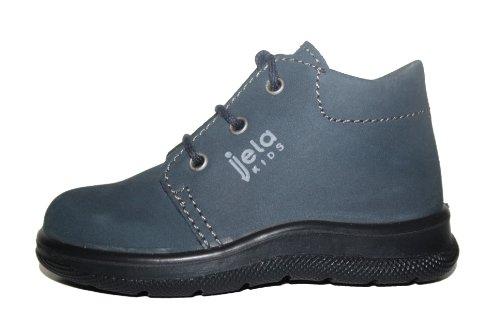 Jela , Chaussures souple pour bébé (garçon) Bleu - Bleu (Océan)