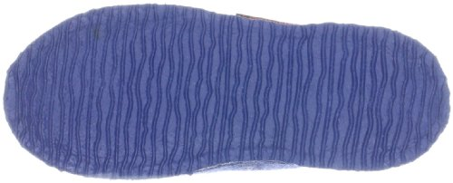 Giesswein Kristiansand, Chaussons mixte adulte Bleu (527 Jeans)