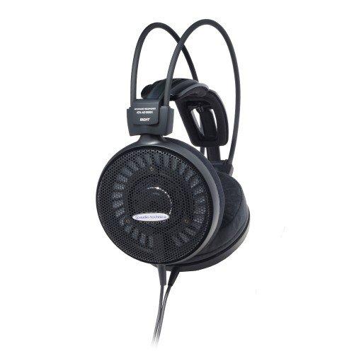 Audio-Technica ATH-AD1000X High-Fidelity Offener HiFi-Kopfhörer schwarz -