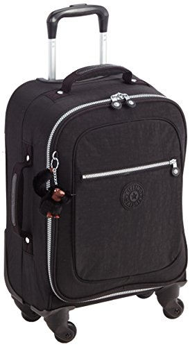 Kipling Trolley K15245900 Nero 27.0 liters