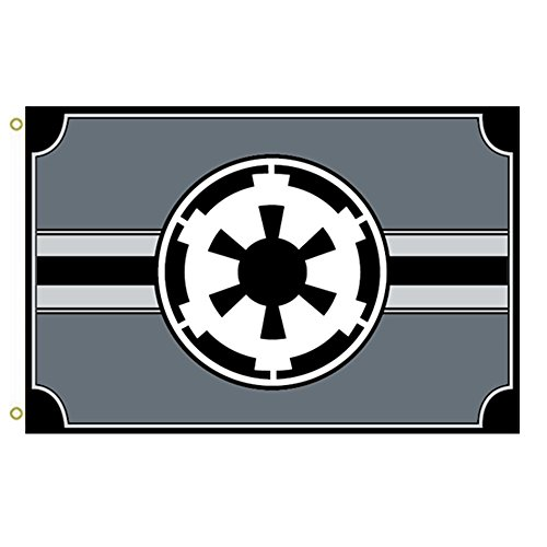 Große Flagge Galactic Empire Star Wars Flagge 0A Outdoor Flagge Flying Flagge 3x 150Banner