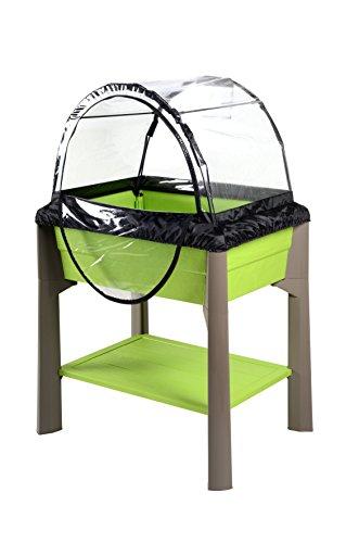 EDA plastiche spazio orto con serra vegetale 79x 59x 80cm
