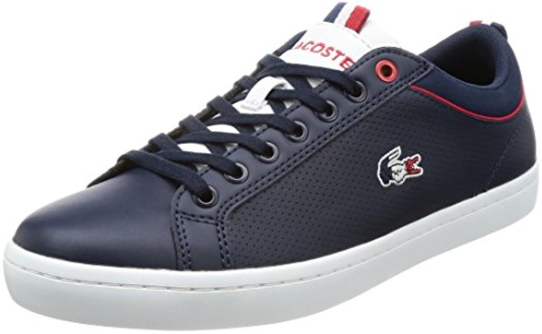 Sportschuhe für Herren LACOSTE 34CAM0064 STRAIGHTSET 003 NVY Schuhgröße 44