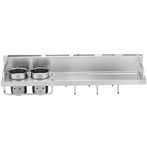 clg-fly-in-acciaio-inox-cucina-bagno-ripiano-porta-accessori-gancio-rack-50cm-unico-cilindro3