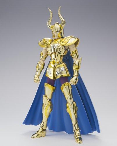 TAMASHII NATIONS - Myth Cloth Ex: Shura con Armadura de Oro de Capricornio, Figura de 18 cm (Bandai BDISS701657) 2