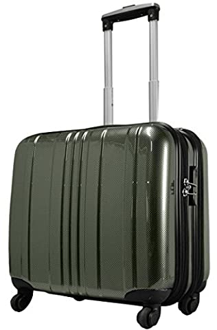 Business Trolley 42x44x23 cm Cabin Case 3,10 kg Aktenkoffer mit Rollen 30 L