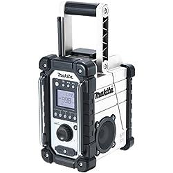 Makita DMR107W Akku-Radio