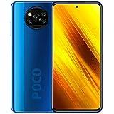 Xiaomi Poco X3 Smartphone, NFC, Dual SIM, 6GB RAM, 128GB, Global Version - Cobalt Blue