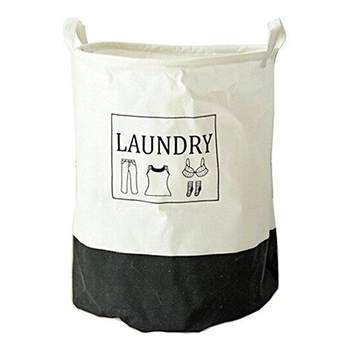 Preisvergleich Produktbild großen Wäschekorb Aufbewahrungstasche Wäschekorb praktische Tasche, A