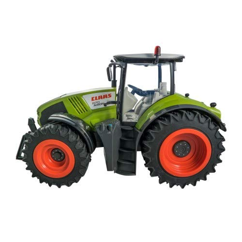 Siva Toys 228178 - Claas Axion 870 1:16 2.4 Ghz RTR, Mehrfarbig