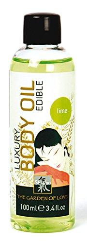 Edles Massage-Öl für gepflegte, seidige Haut Massageöl Edles Massage-Öl für gepflegte, seidige Haut. SHIATSU Luxury Body Oil Lime 100ml