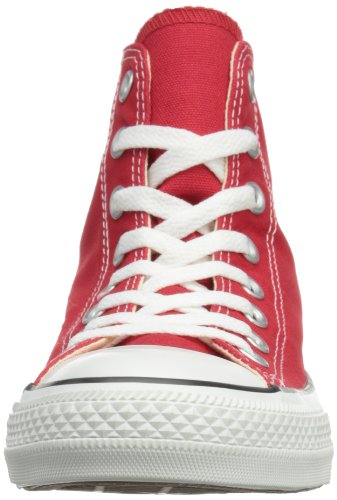 Converse Chuck Taylor All Star Core Hi, Baskets mode homme Rouge