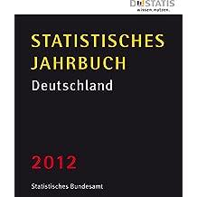 Statistisches Jahrbuch Deutschland 2012