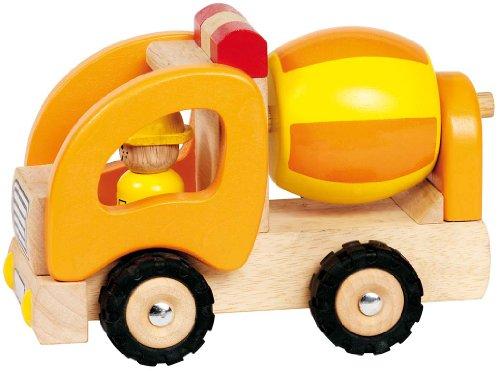 Goki - 2041270 - Figurine Transport Et Circulation - Bétonnière