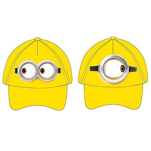 Gorra Minions amarilla