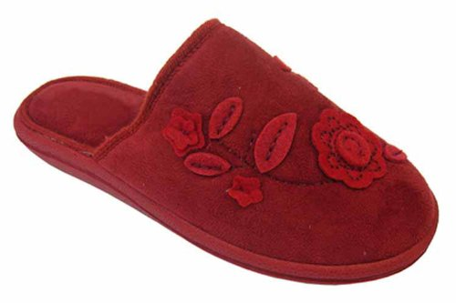 Coolers , Chaussons pour femme Rouge - rouge