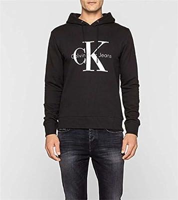 Calvin Klein Jeans Men's True Icon Hoodie Pullover Ls Sweatshirt