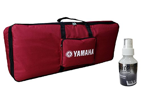 Padded Keyboard Bag For Yamaha PSR-F51 Keyboard With Keyboard Cleaner.  available at amazon for Rs.899