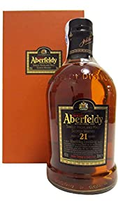 Aberfeldy - Single Highland Malt (old bottling) - 21 year old Whisky by Aberfeldy