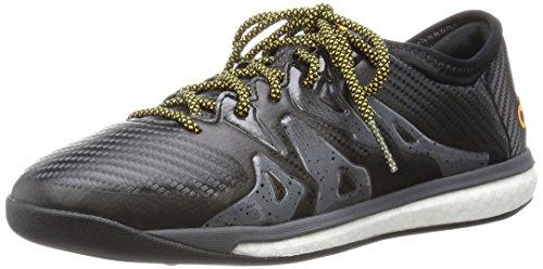 adidas X 15.1 Street, Chaussures de Football Homme Multicolore - Negro / Amarillo (Negbas / Nocmét / Dorsol)