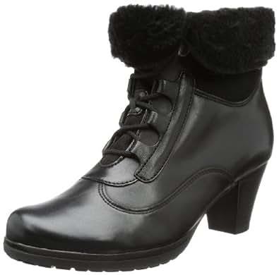 Gabor Shoes Comfort 76.085.67, Damen Stiefel, Schwarz (schwarz (Mel.)), EU 35.5 (UK 3) (US 5.5)