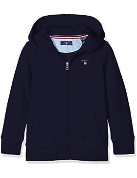 Gant Original Full-Zip Sweat Hoodie, Capucha para Niños