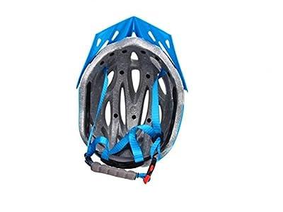 ADream Soft Durable Men Women One-Piece Helmet Ventilation Bike Helmet Porous Mountain Bicycle Helmet(Red+Black) by aDream