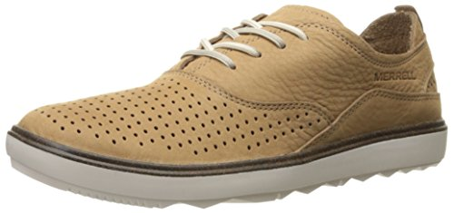 Merrell donna' around Town Lace Air Suede Urban sneakers Tan