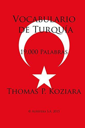 Vocabulario de Turquia por Thomas Koziara