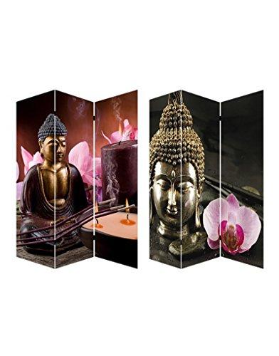 Biombo Separdor de Ambientes, Mod. Buda. para Salon/Comedor. Bastidore