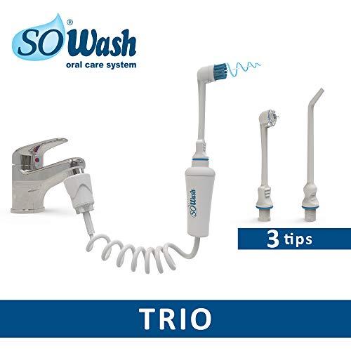 SOWASH - Trio - Irrigador higiene oral conectable