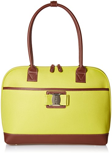 travelers-polo-racquet-club-paradise-19-inch-padded-laptop-and-kindle-tote-yellow-one-size