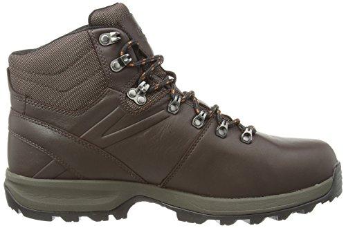 Berghaus - Explorer Ridge Plus Gtx, Scarpe Da Trekking da uomo Marrone (Brown/leather Brown V32)