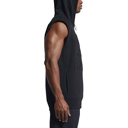 Nike Pinnacle JSW S/L, Sweatshirt Schwarz