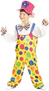 Reír Y Confeti - Fiaclo013 - Disfraces para Niños - Clown