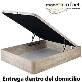 marckonfort-Canap-abatible-de-Gran-Capacidad-con-Esquinas-Redondeadas-en-Madera-Base-tapizada-3D-Transpirable-Color-Roble